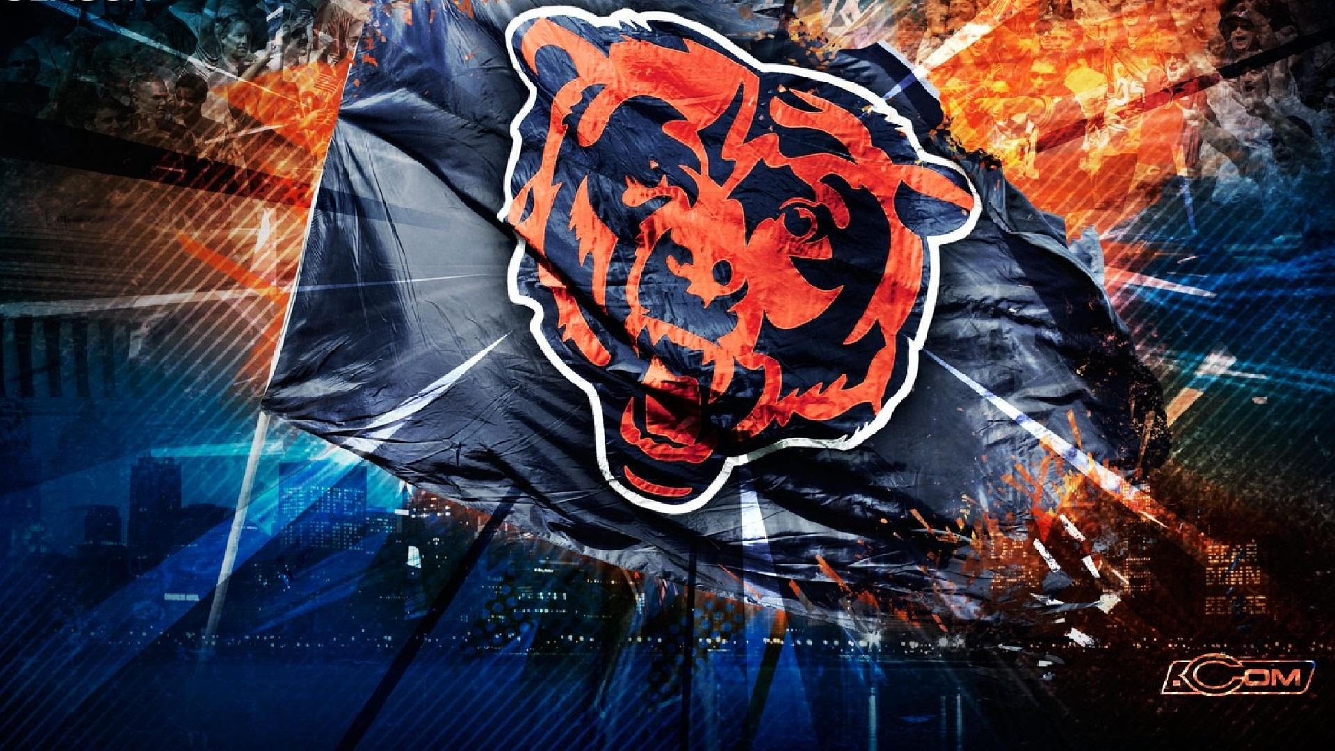 HD Desktop Wallpaper Chicago Bears   2021 NFL Football Wallpapers 1920x1080