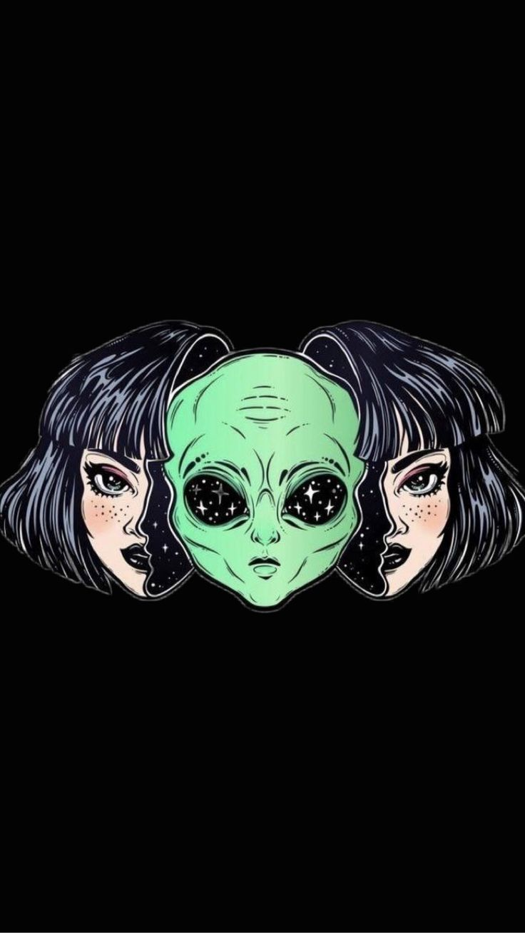 35+ Alien Aesthetic Wallpaper on WallpaperSafari