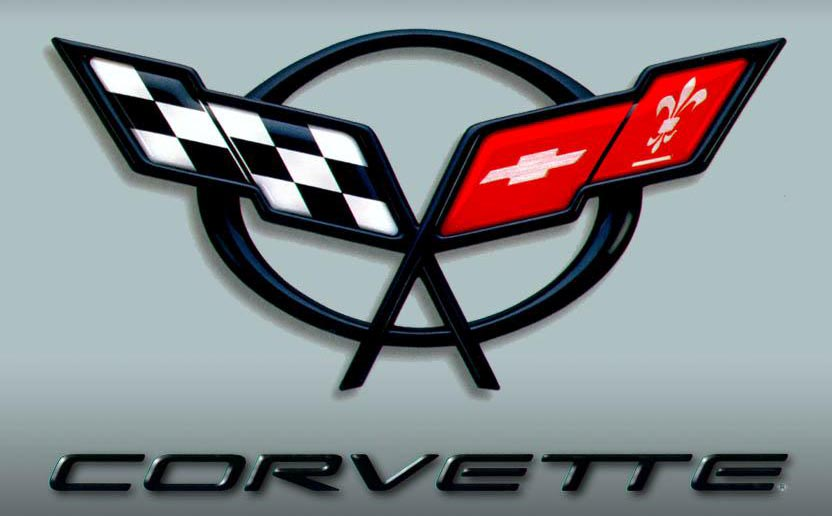 Corvette Emblem Wallpaper This is the image that i wish 832x516