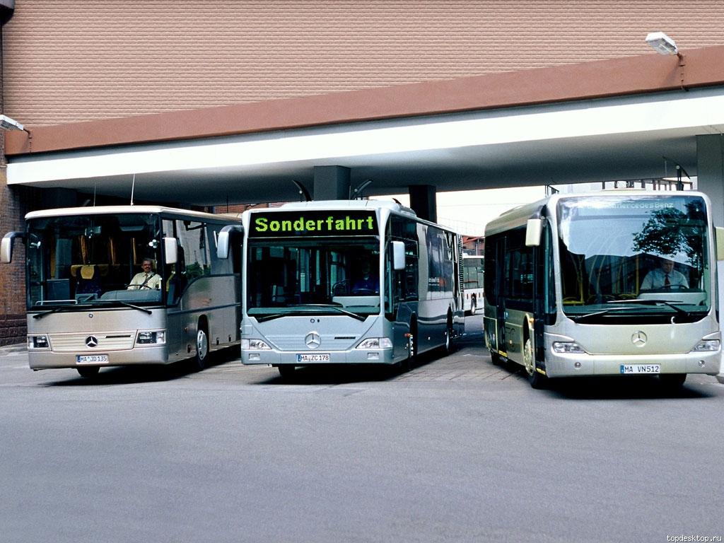 Bus   Mercedes   Auto   Wallpapers   topdesktoporg 1024x768