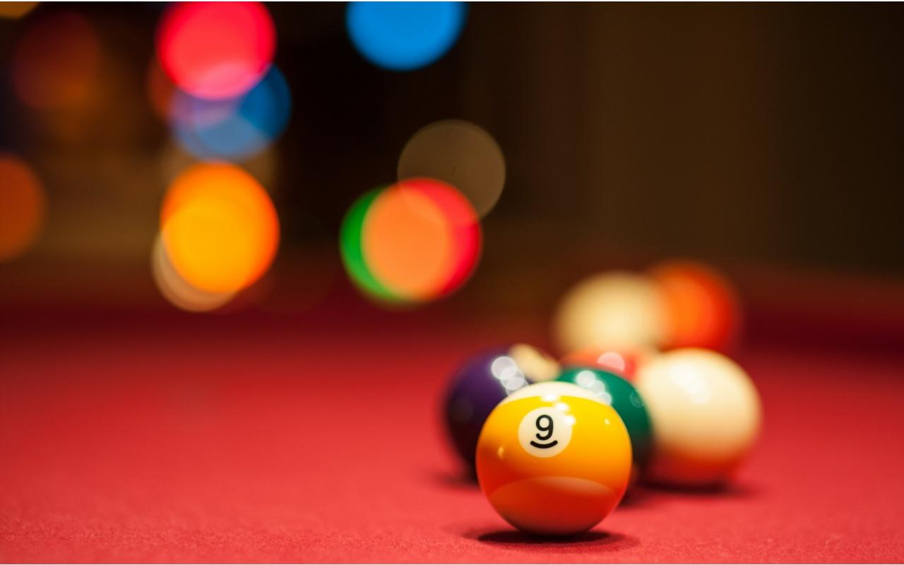 8 ball pool wallpaper