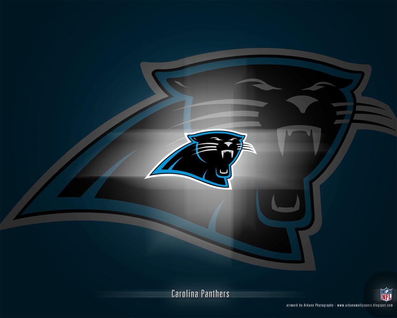 Arkane NFL Wallpapers Carolina Panthers   Vol 1 1280x1024