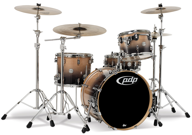 PDP Kits   Pacific Drums and Percussion Concept Birch CB4 shown 800x562