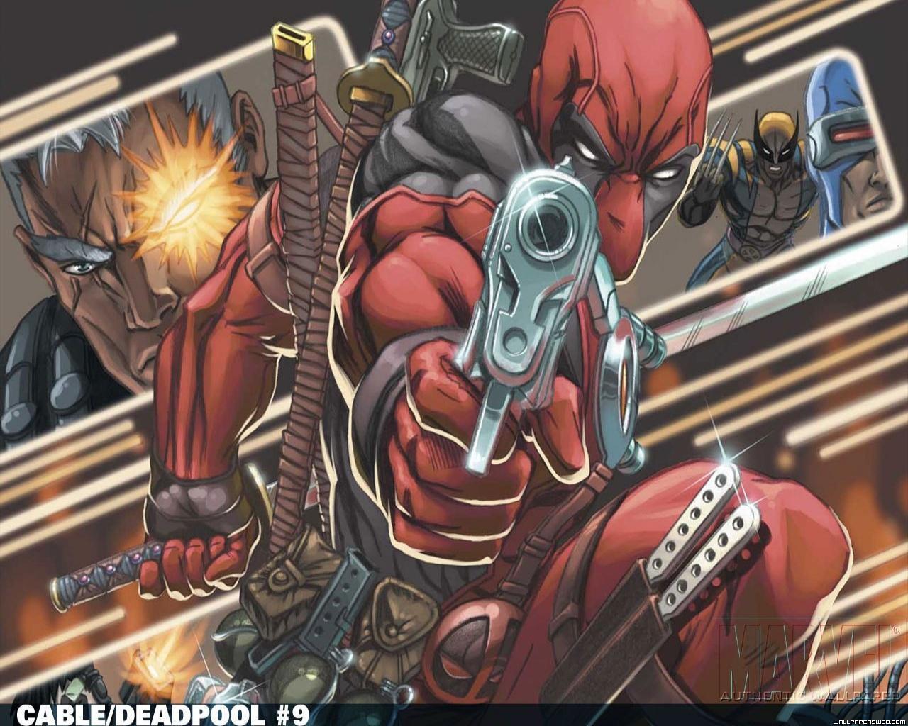 Deadpool Wallpaper 10619193 1280 1024jpg 1280x1024