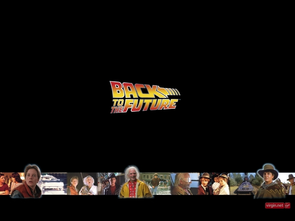 Back to the Future   Back to the Future Wallpaper 1969779 1024x768