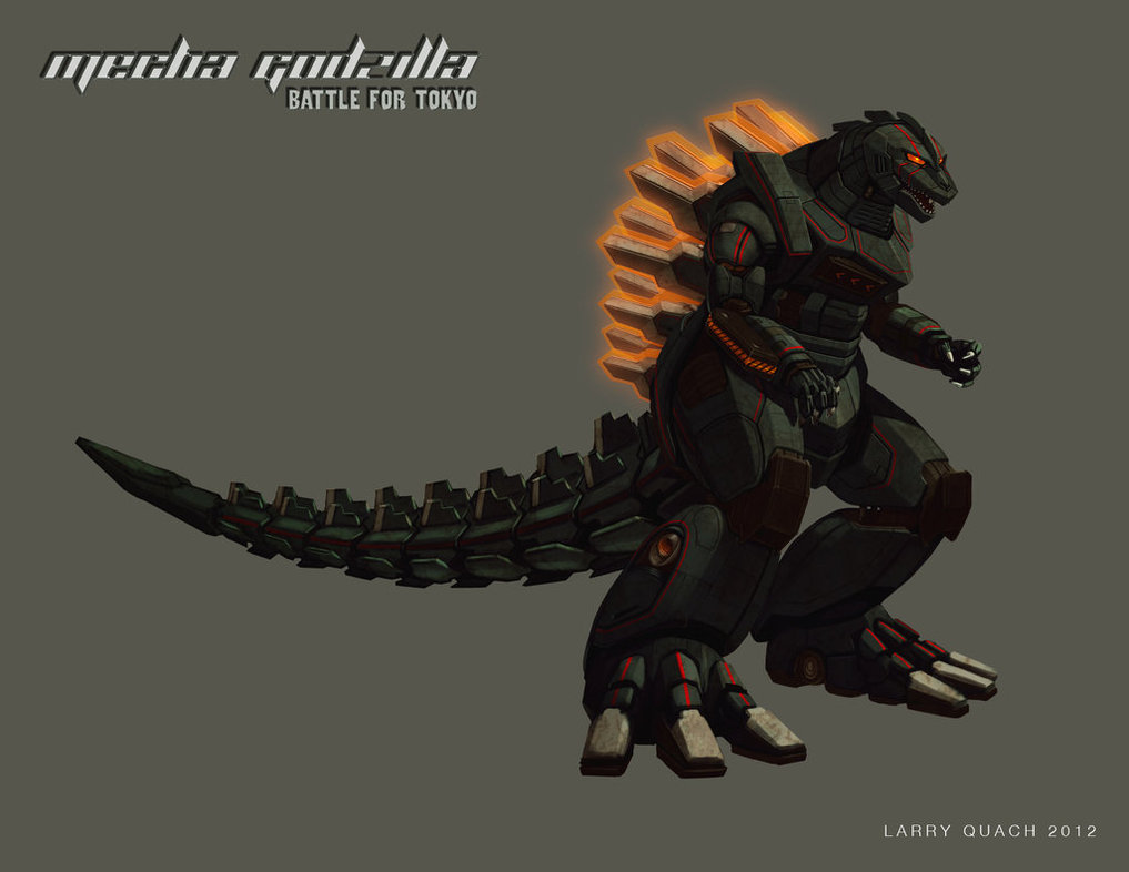Mecha Godzilla Individual Layouts   Godzilla by NoBackstreetboys on 1017x786