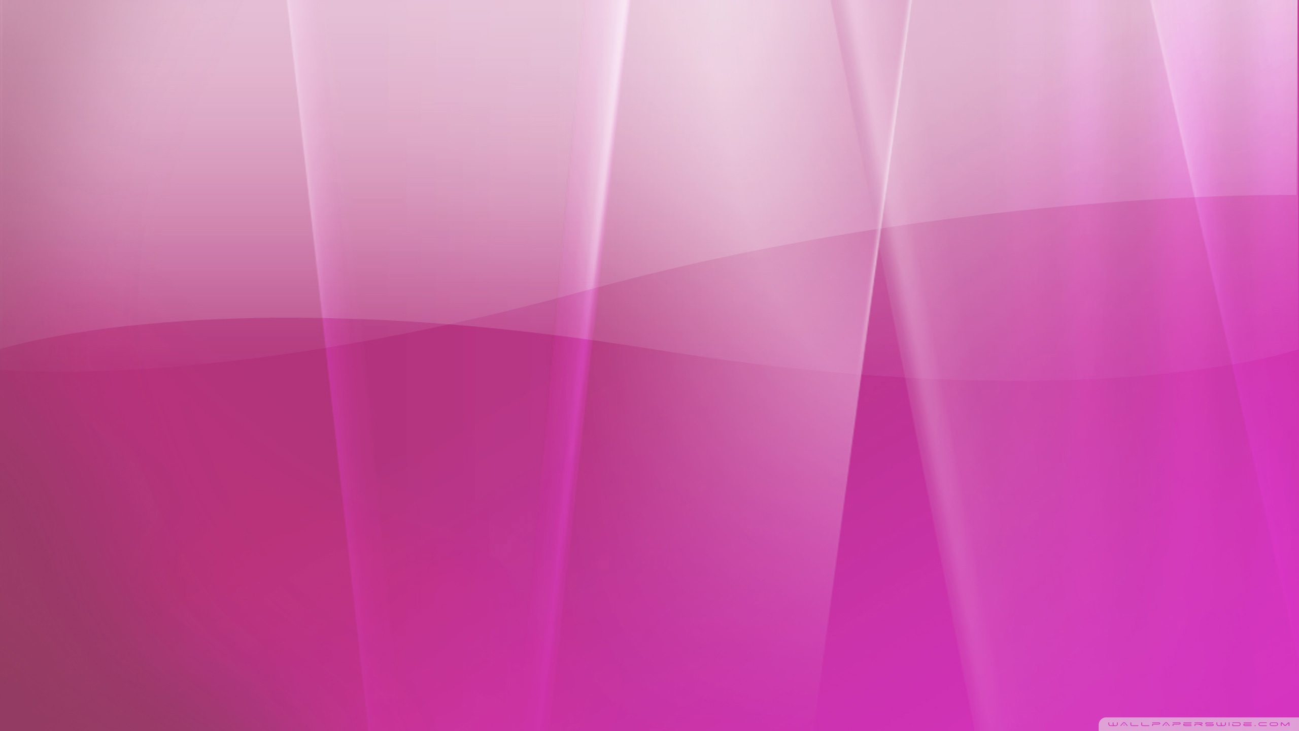 Glossy Pink Background 4K HD Desktop Wallpaper for 4K Ultra HD 2560x1440