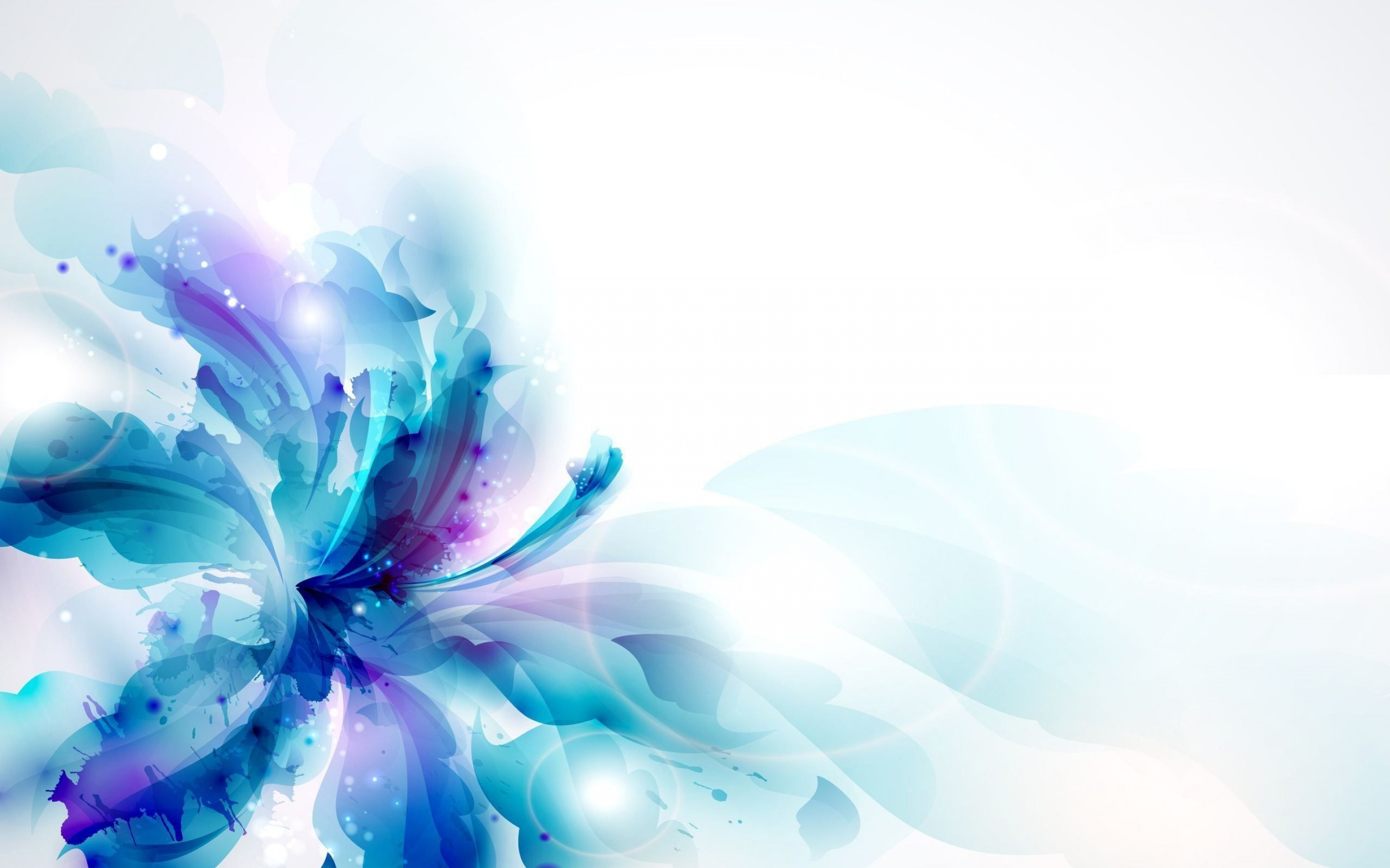Blue Abstract 27561 2880x1800px 2880x1800