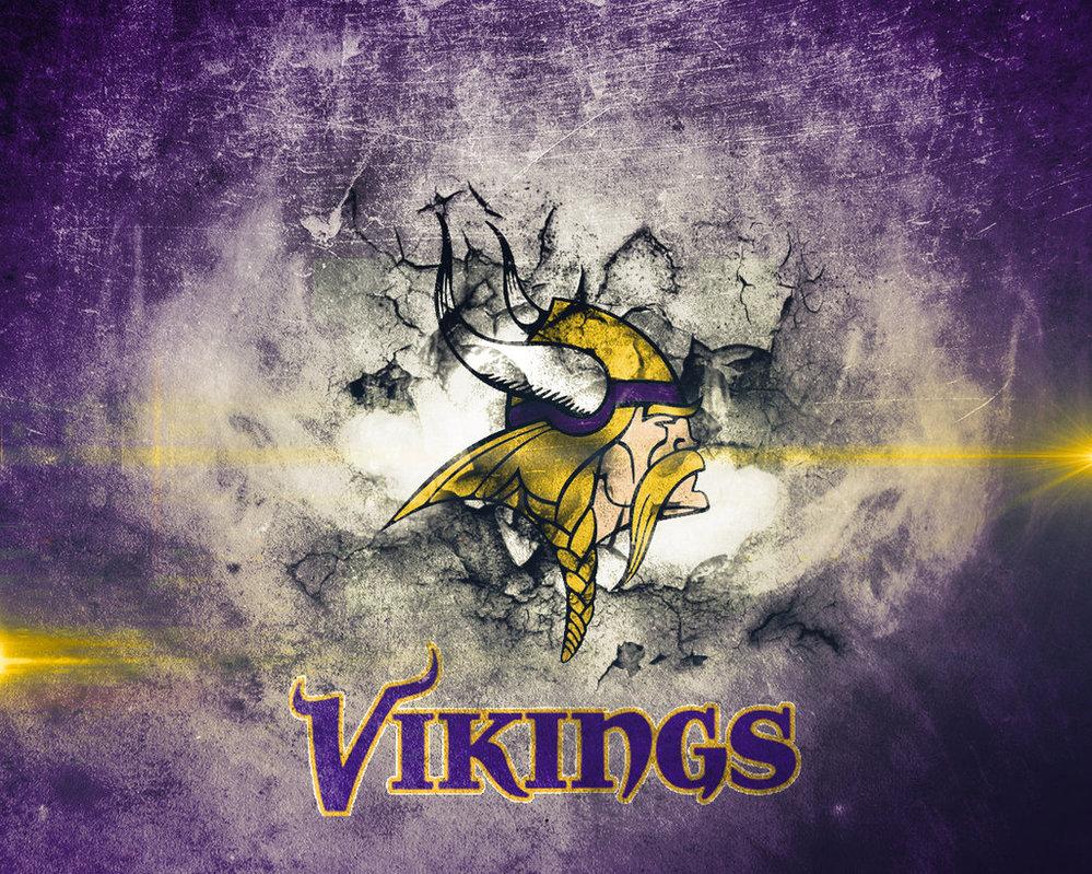Minnesota Vikings Wallpaper by Jdot2daP 999x799
