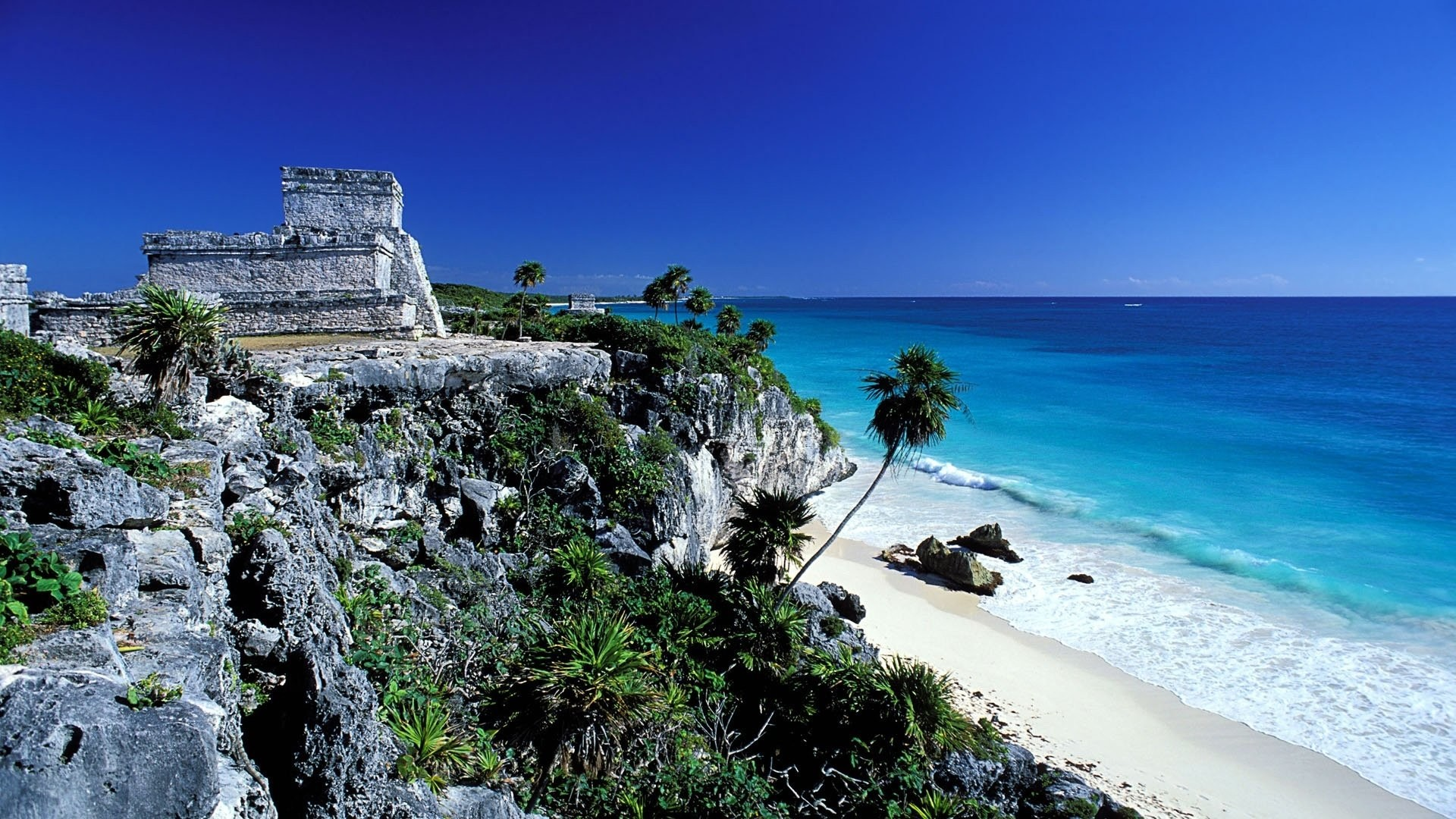 50 Mexico Beach Wallpapers on WallpaperPlay 1920x1080