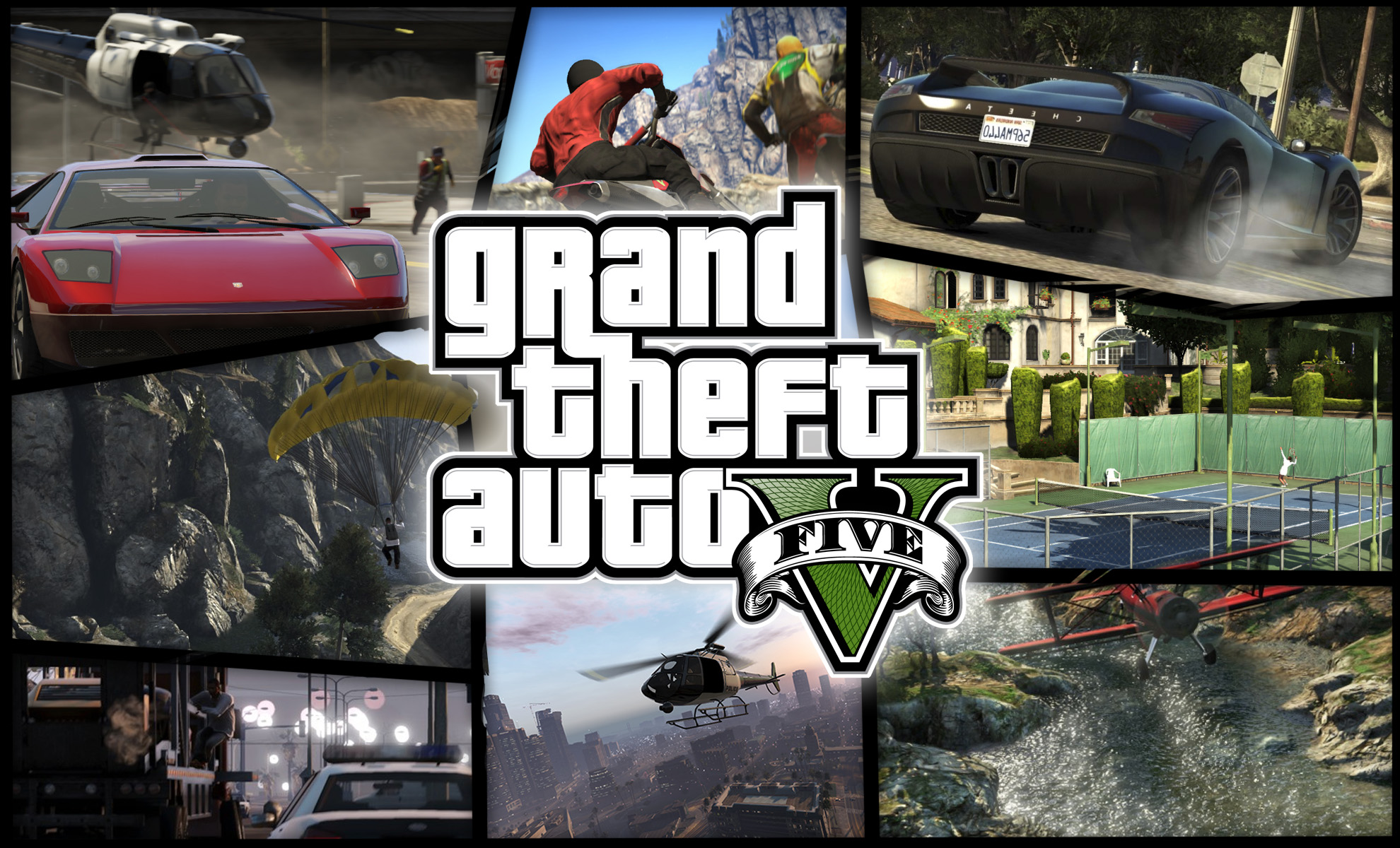 GTA 5 Cheats All Cheats In One For PS3 and Xbox 1980x1200