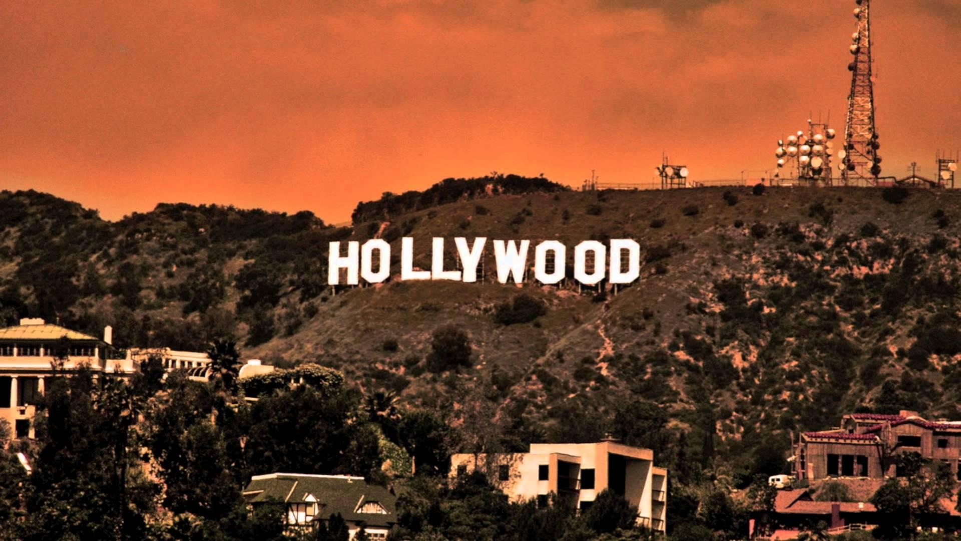 Hollywood Hills Wallpa...