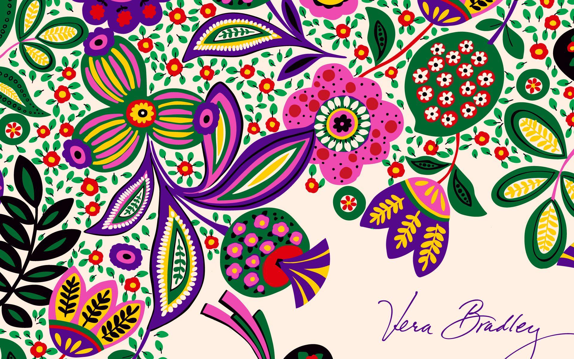 Vera Bradley Wallpaper For Computer Wallpapersafari