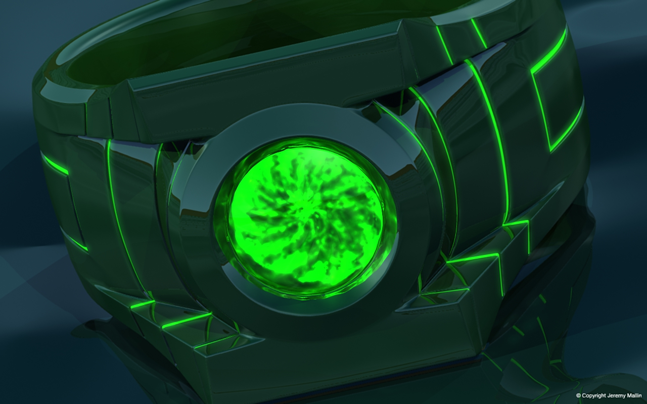 Green Lanterns Light by JeremyMallin 1280x800