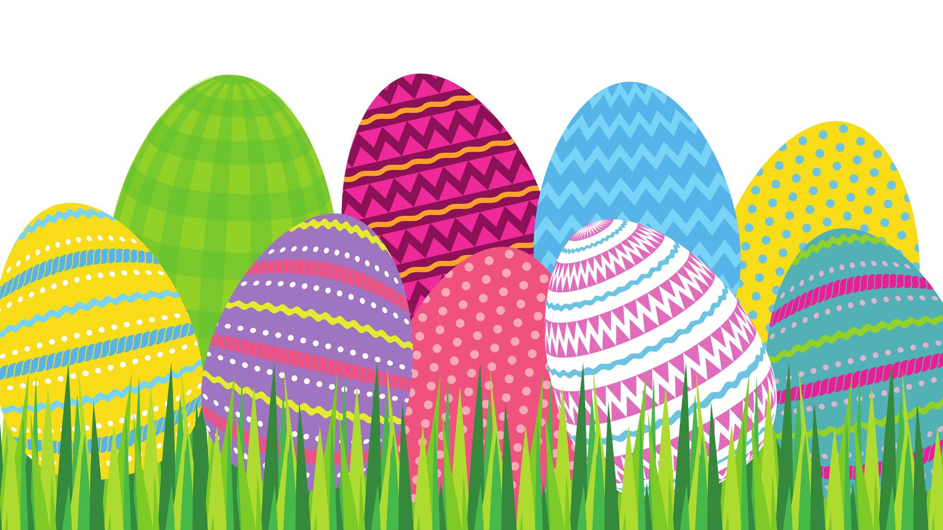 Easter Egg Hunt on Main Street   Gloucester Village 1920x1080