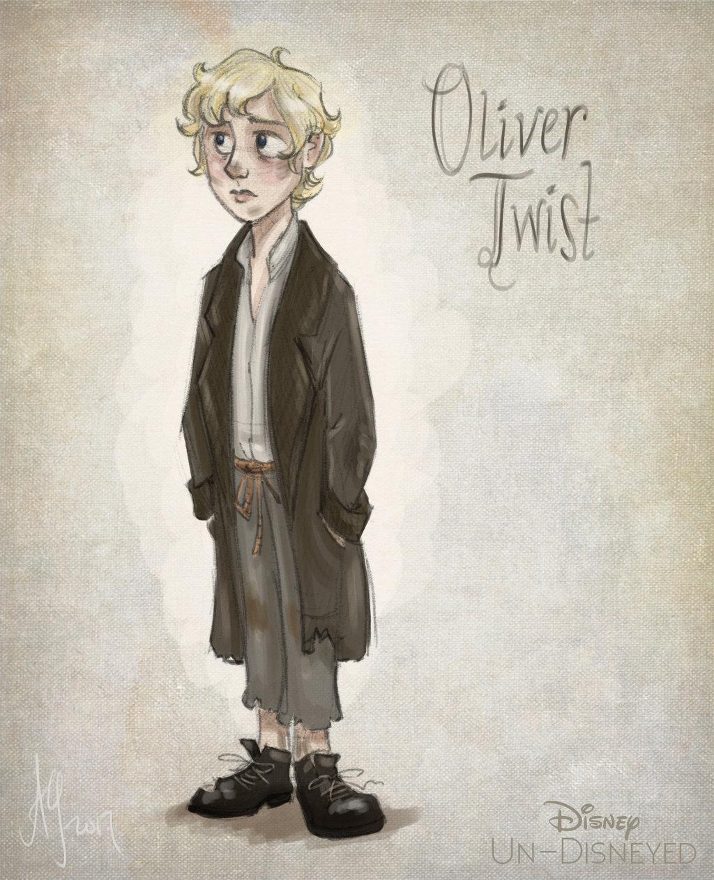 Disney Un Disneyed Oliver Twist P by kuabci 1024x1263