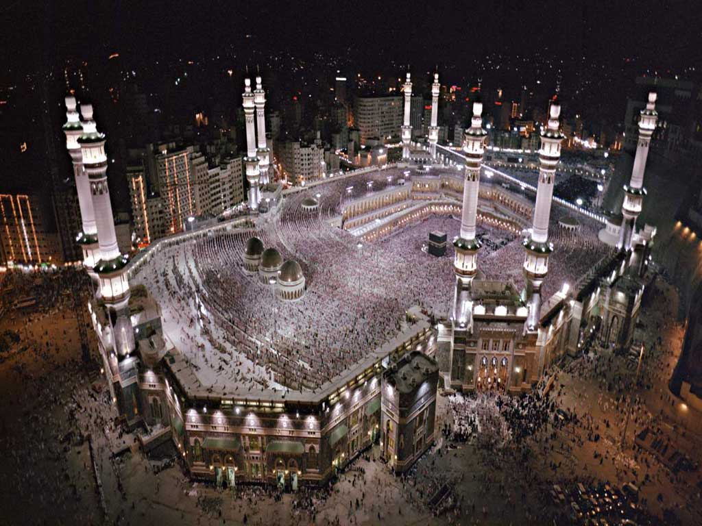 Beautiful Makkah Wallpaper High Resolution Download 2010 Topic 1024x768