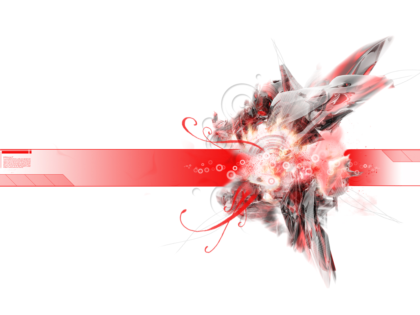 Red Black White Abstract Wallpaper - WallpaperSafari