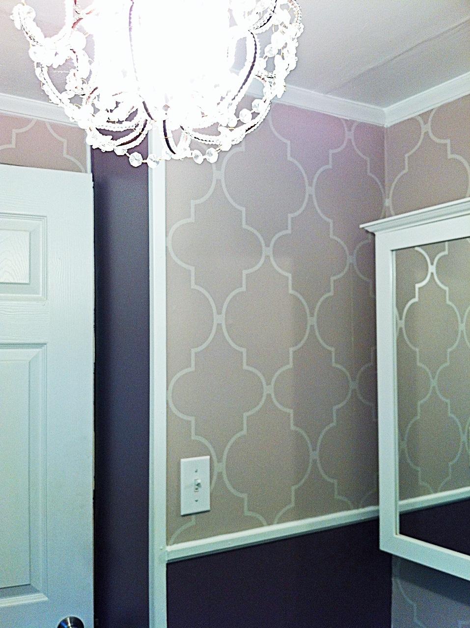 Princess bathroom reveal Cozy Crooked Cottage 957x1280