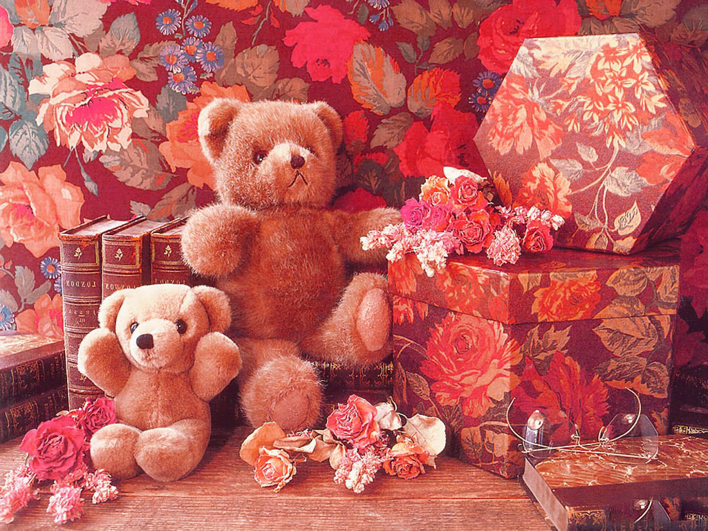 Teddy Bear Wallpaper For Computer