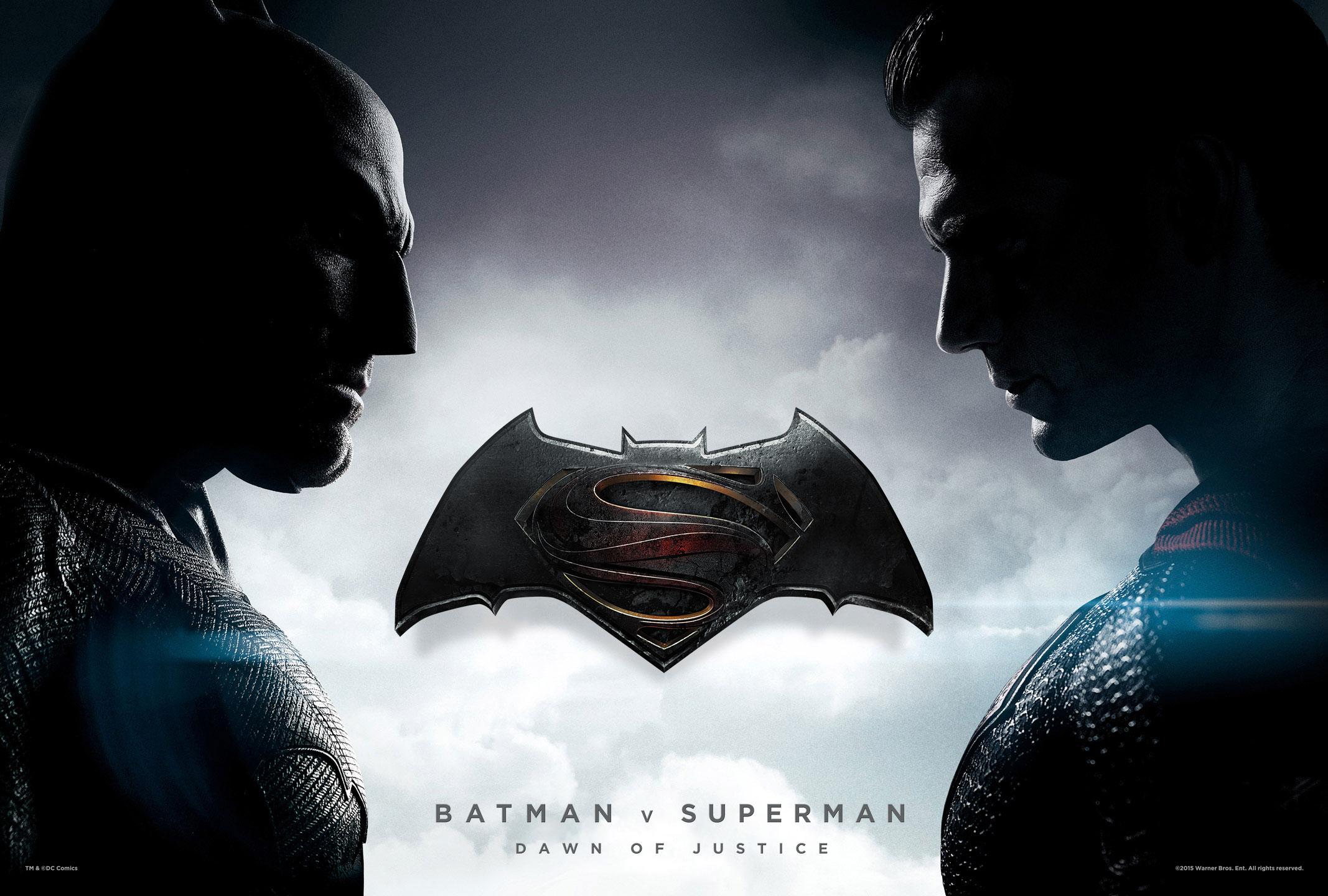 Batman vs Superman Dawn of Justice 2016 iPhone Desktop Wallpapers 2134x1440