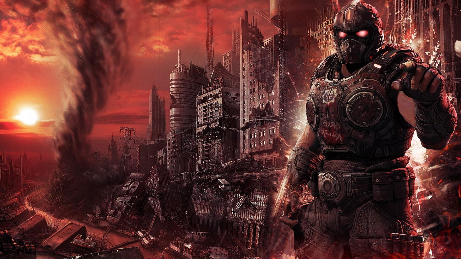Fallout 4 Wallpaper HD 1920x1080