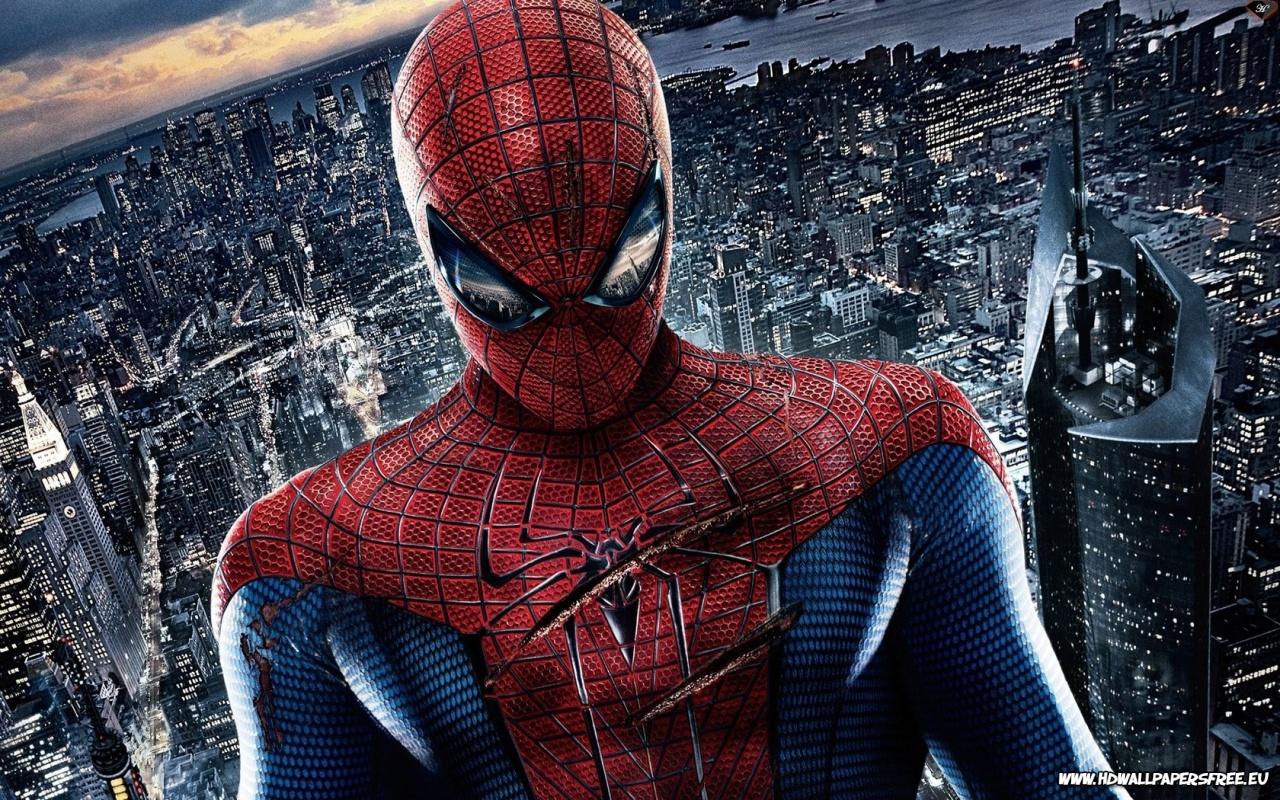 Spider Man Wallpaper in 1280x800 Resolution 1280x800