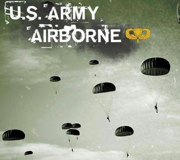 US Army Airborne Things for My Wall Pinterest 629x562