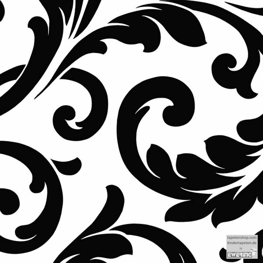 simple damask pattern - 600×600