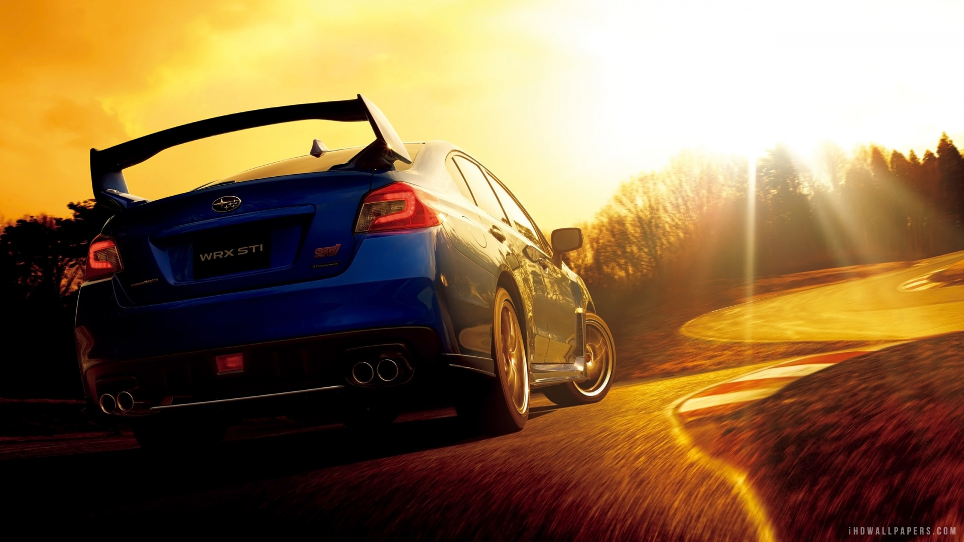 subaru wrx sti wallpaper 1920x1080