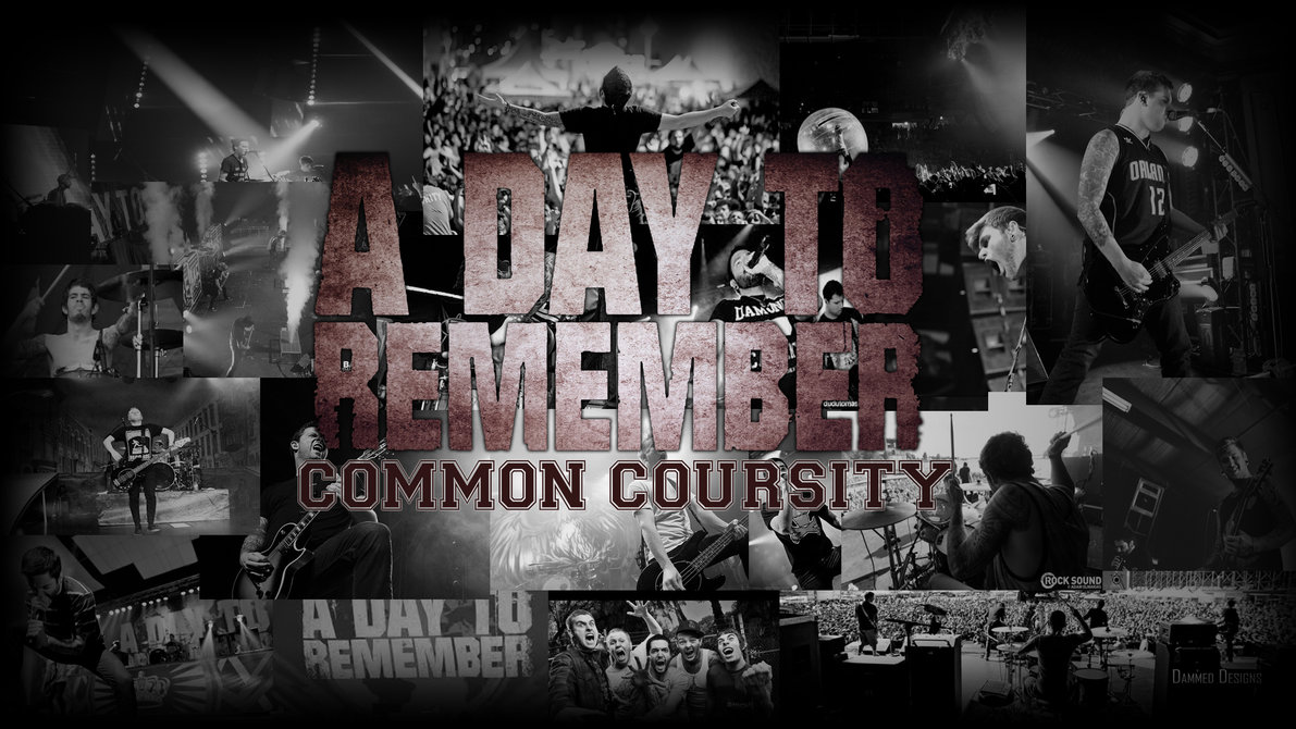 DAY TO REMEMBER   WALLPAPER by Damneddesign 1191x670