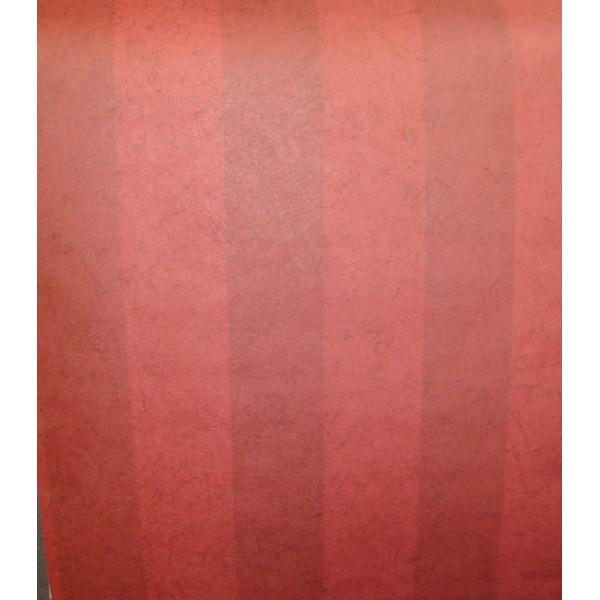 Home Deep Red Stripe Wallpaper 600x600