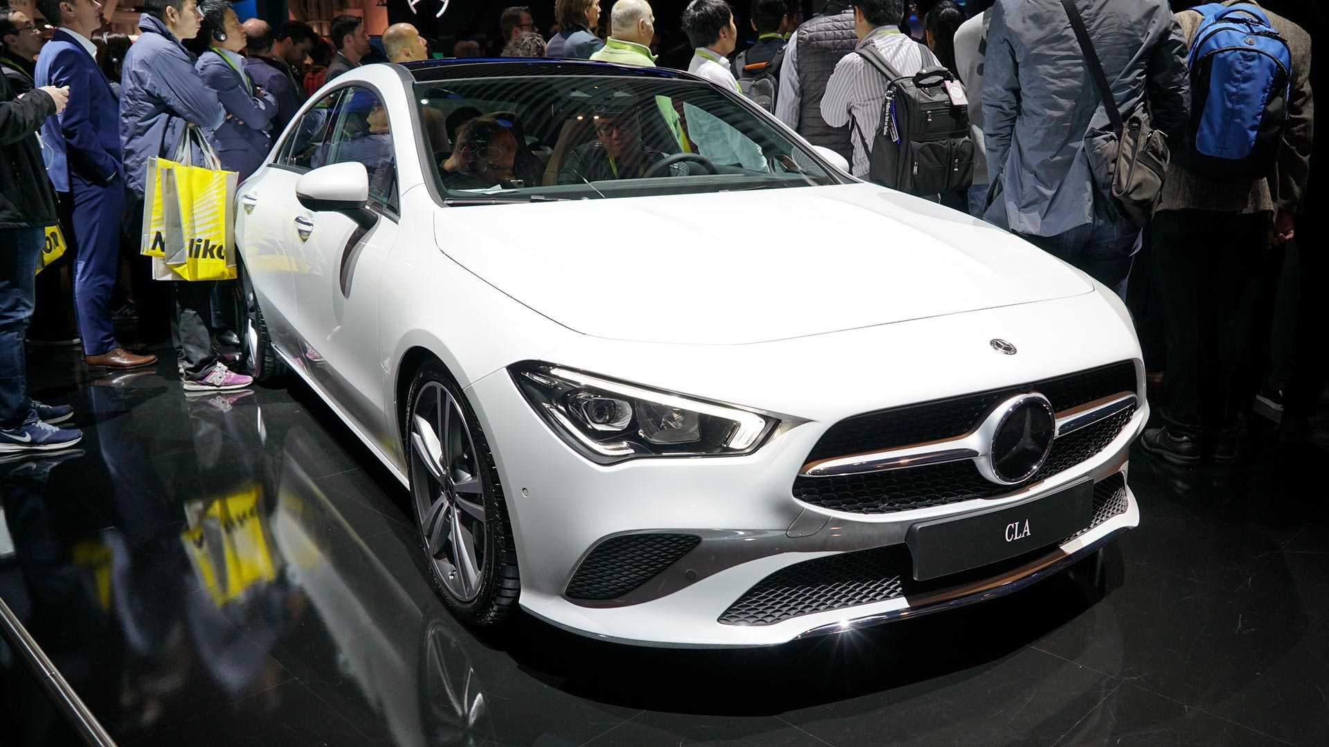 2020 Mercedes Benz CLA Class Motor1com Photos 1920x1080