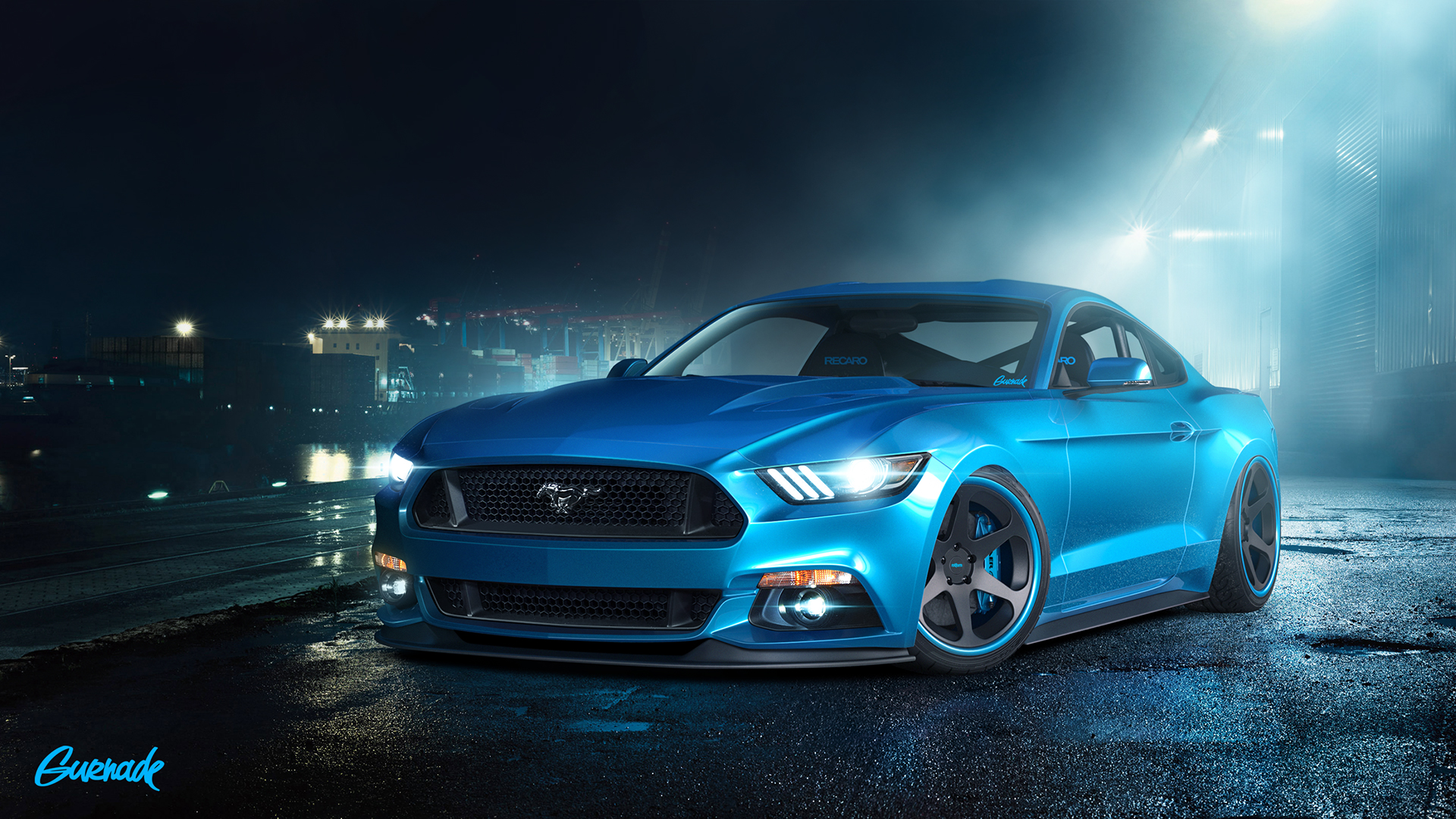 2015 ford mustang gt wallpaper hd car wallpapers - Mustang 2014 Black Wallpaper