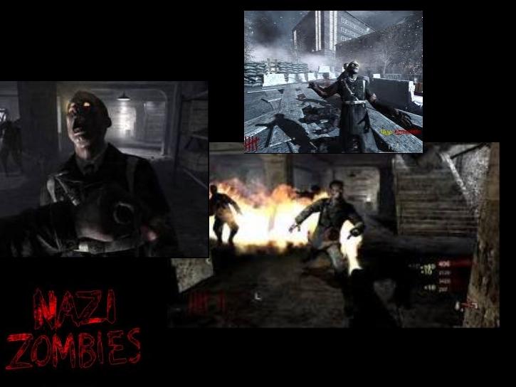 Nazi Zombies Wallpaper 725x544