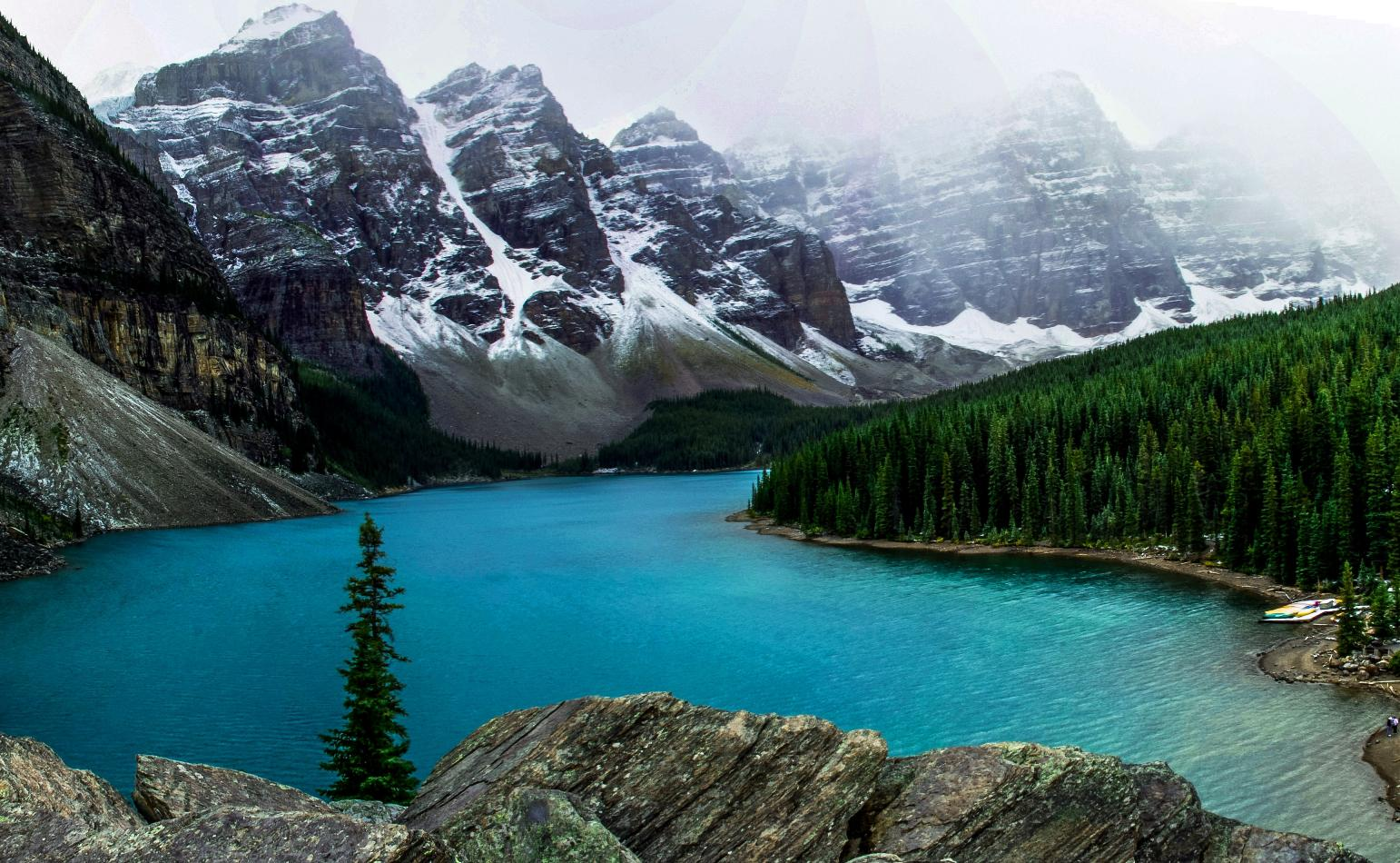 Moraine lake   160119   High Quality and Resolution Wallpapers on 1542x950