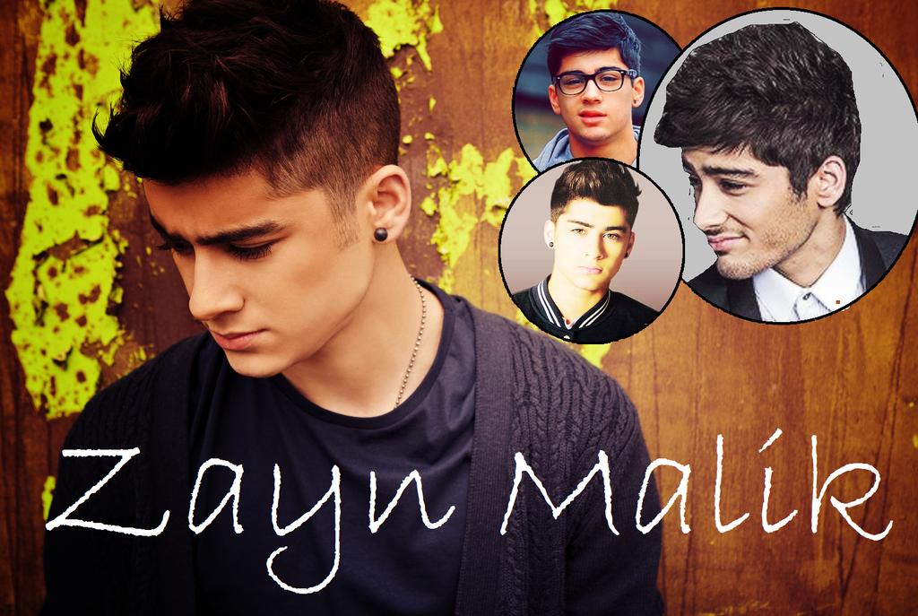 Zayn Malik One Direction Desktop Background by BrandiPayne1120 on 1024x687