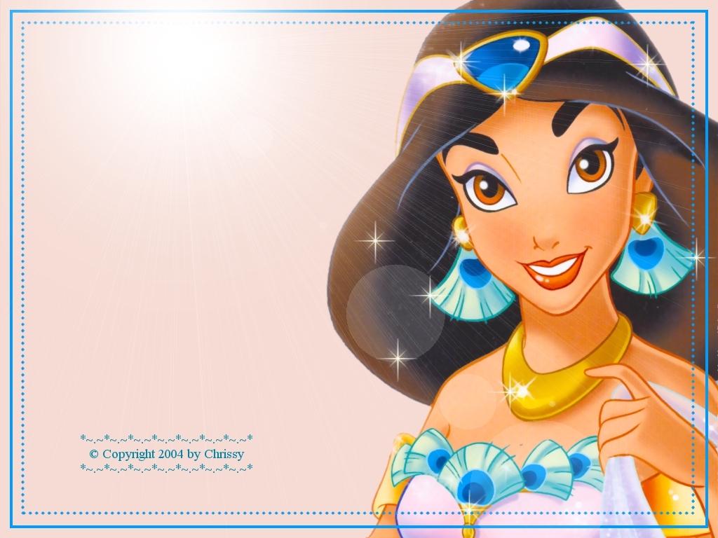 Disney Jasmine Wallpaper