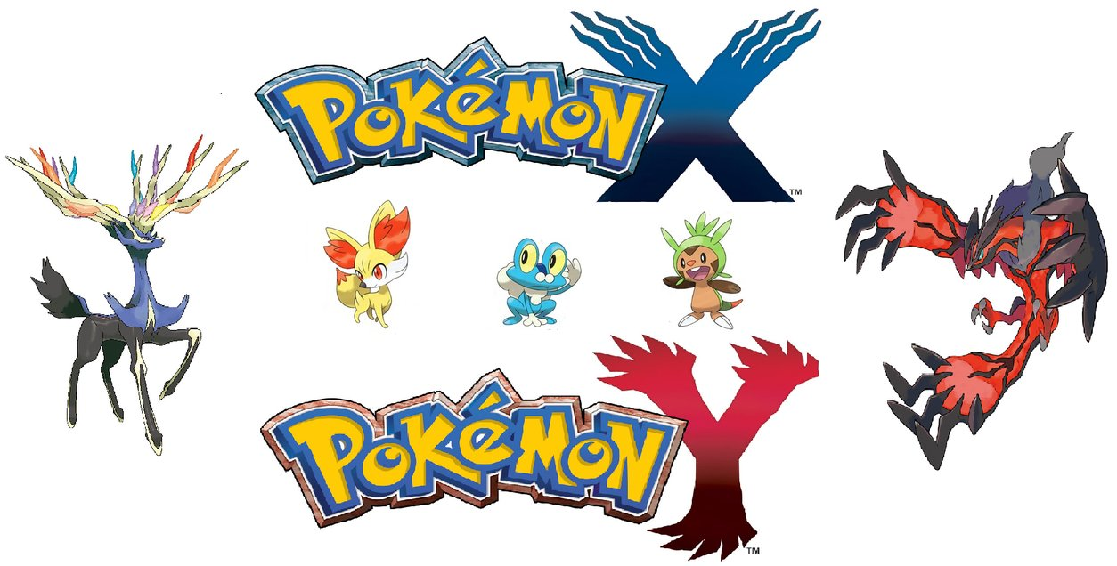 Pokemon X and Y Wallpaper by awesomeadam15 1254x636