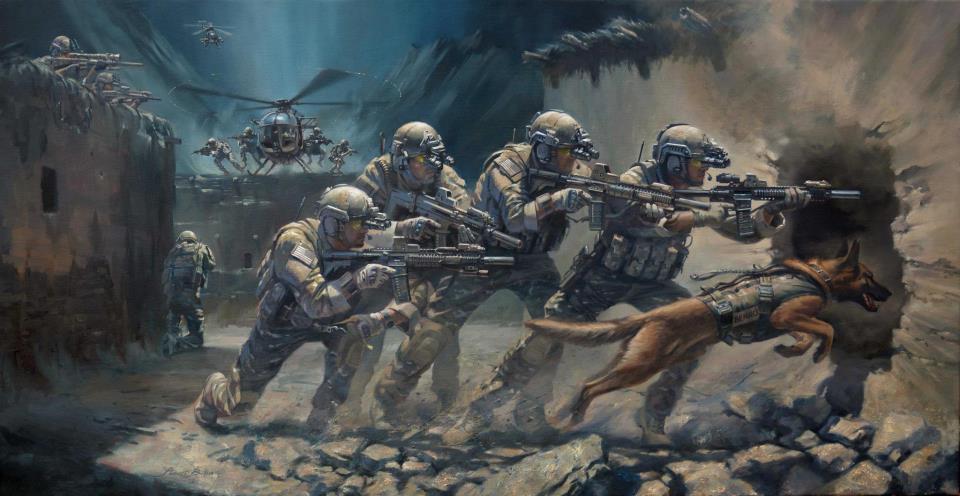 SNAFU Rangers in the Breach   illustration 960x496