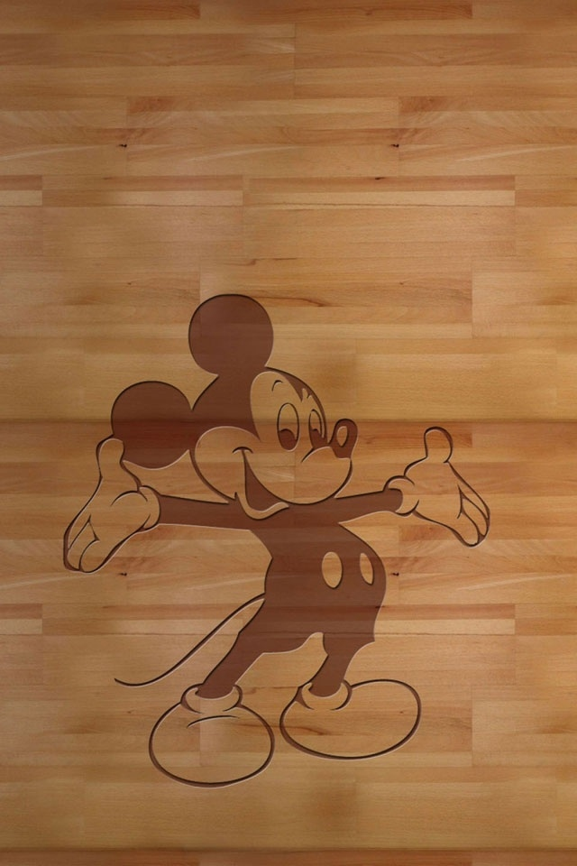 Disney Micky Woods Iphone 4 Wallpapers 640x960 Hd Iphone 4s 640x960