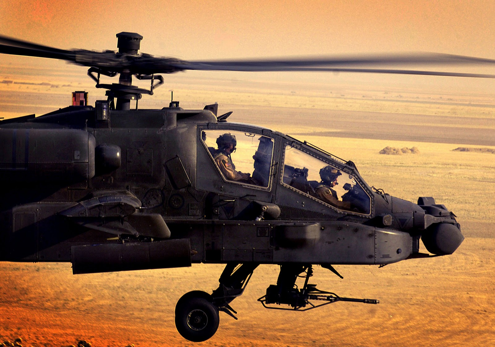 Apache Helicopters Sunset HD Wallpapers Desktop Wallpapers 1600x1123