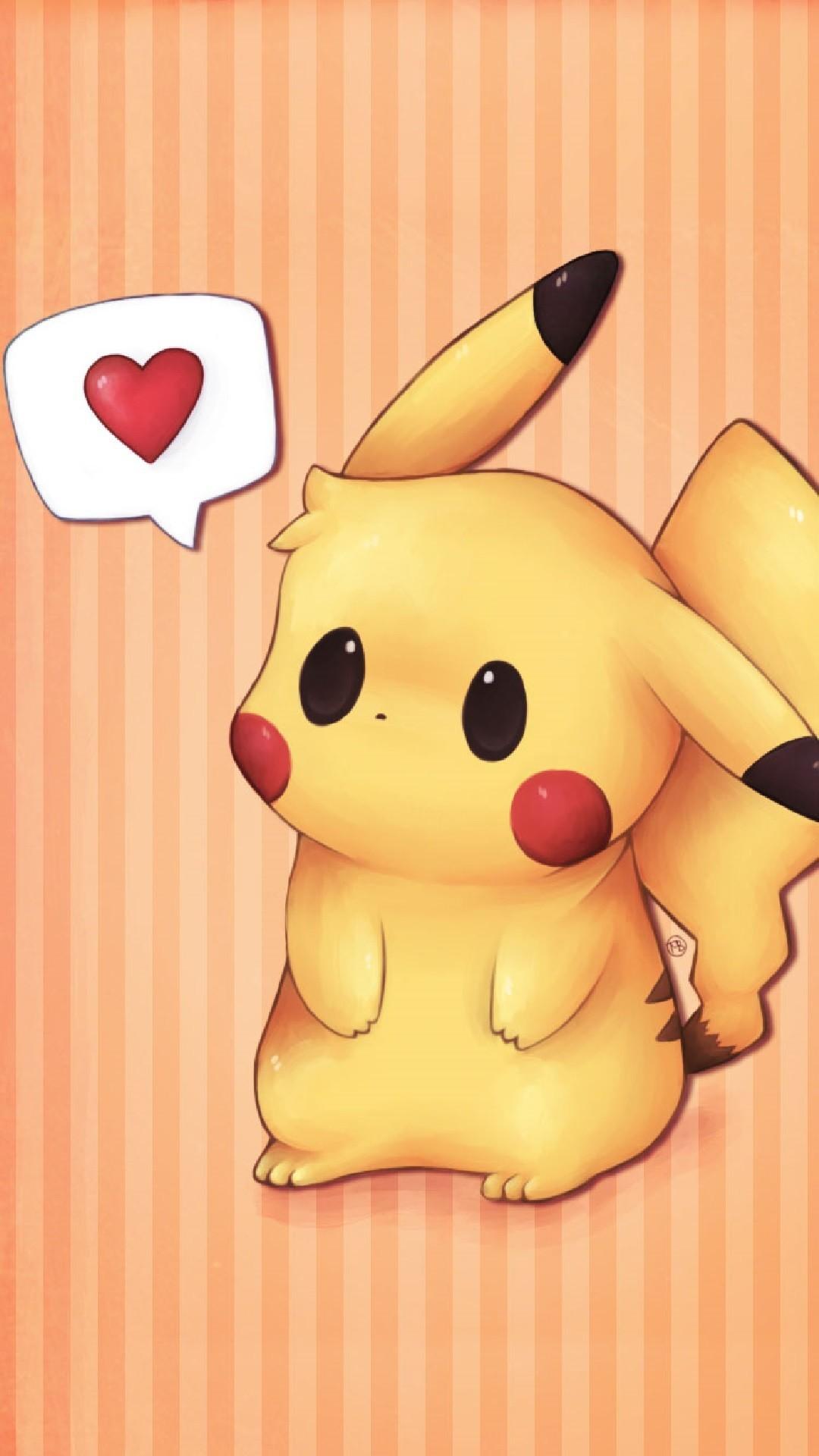 Love Pikachu Wallpaper   KoLPaPer   Awesome HD Wallpapers 1080x1920