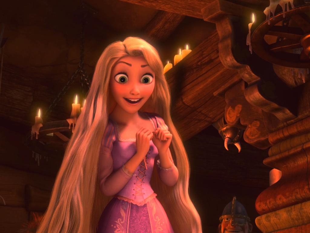Rapunzel Wallpaper   Disney Princess Wallpaper 28960485 1024x768