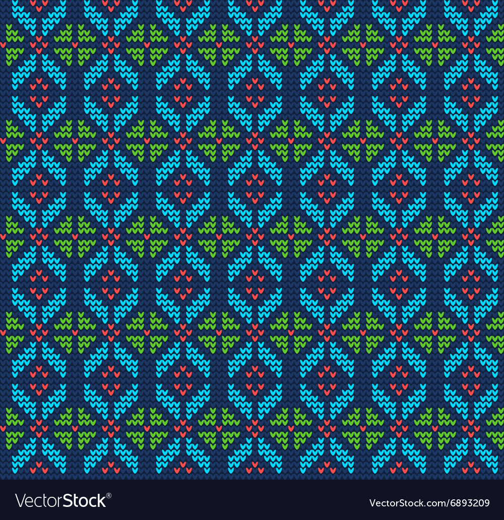Ugly sweater background Royalty Vector Image 1000x1032