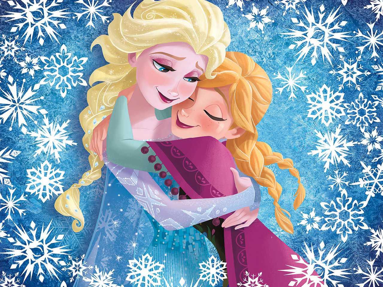 49 Princess Elsa Wallpaper On Wallpapersafari