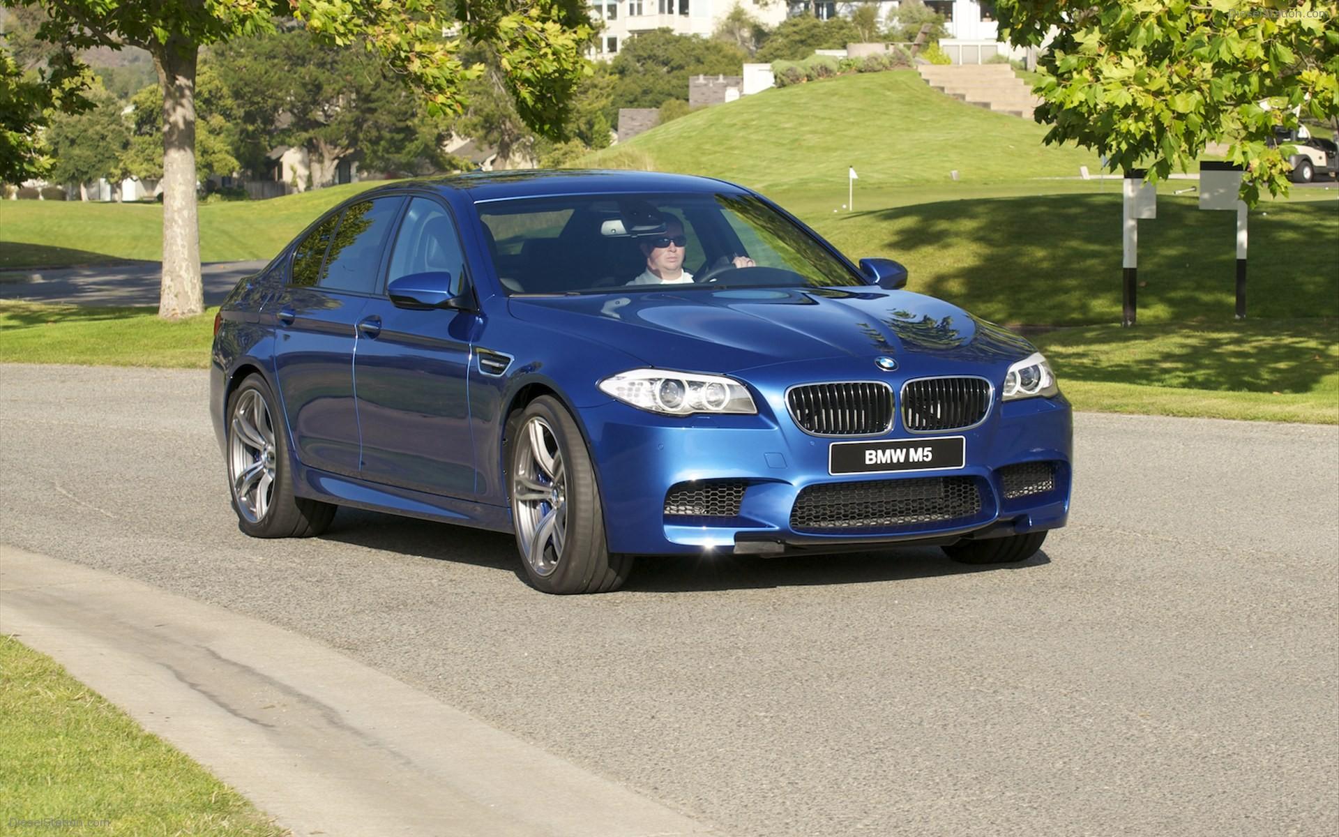 Home BMW BMW M5 2013 1920x1200