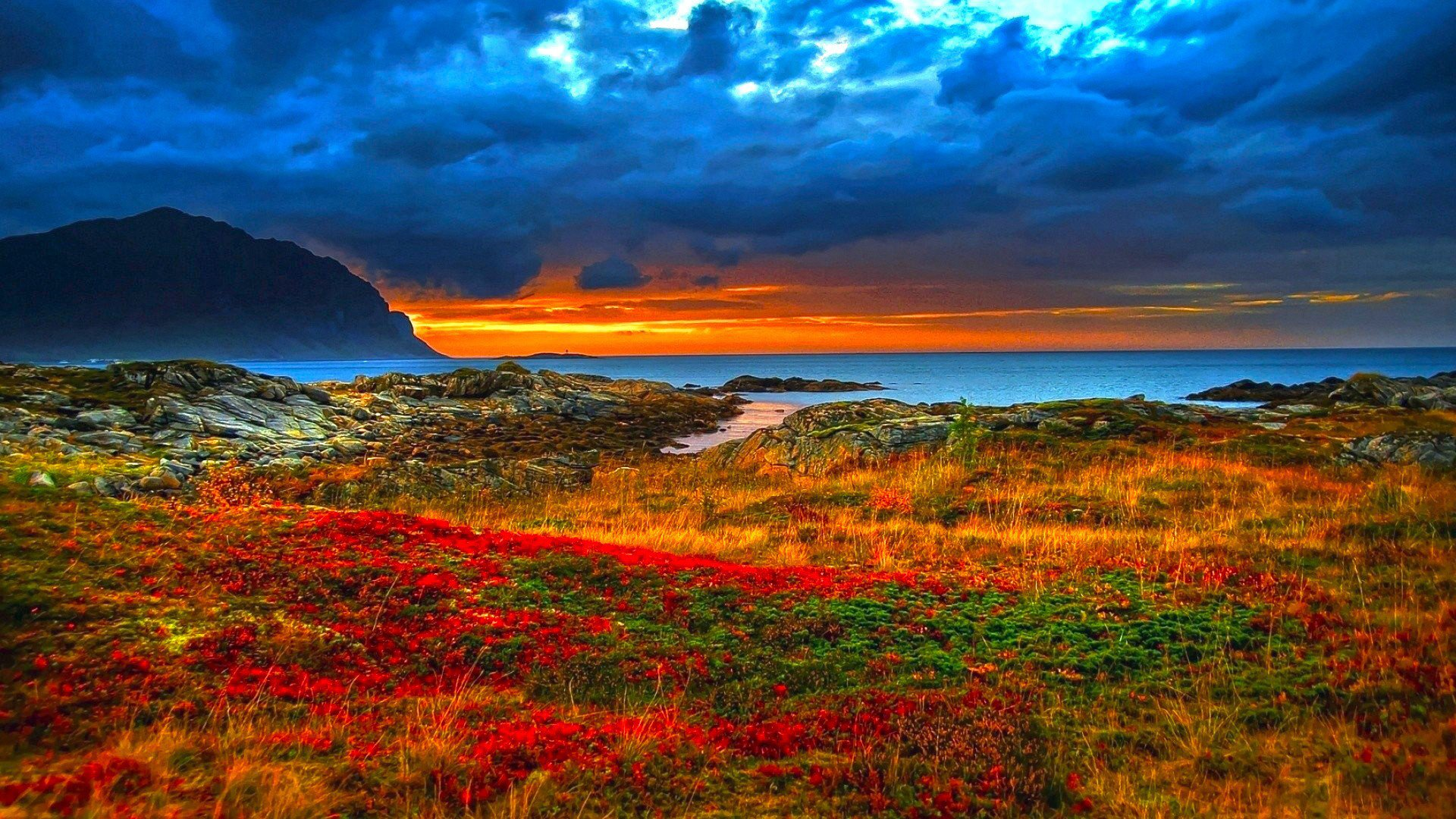 Free Nature Scenic Pictures For Desktop