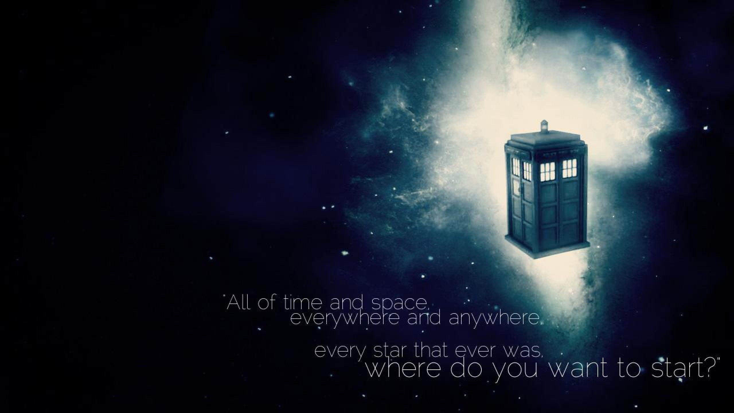 Doctor Who Wallpapers 2560x1440