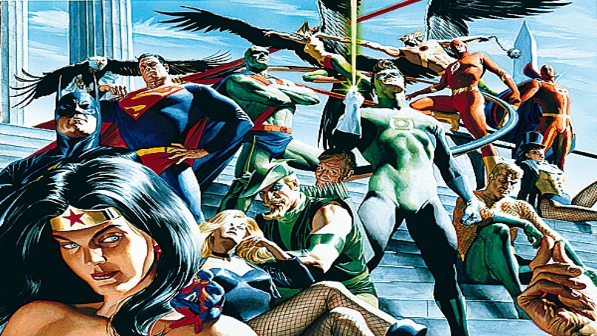 [42+] Justice League HD Wallpapers on WallpaperSafari